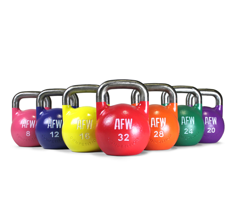 Kettlebells-Competition